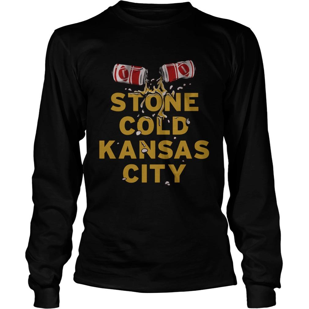 Stone Cold Kansas City  LongSleeve