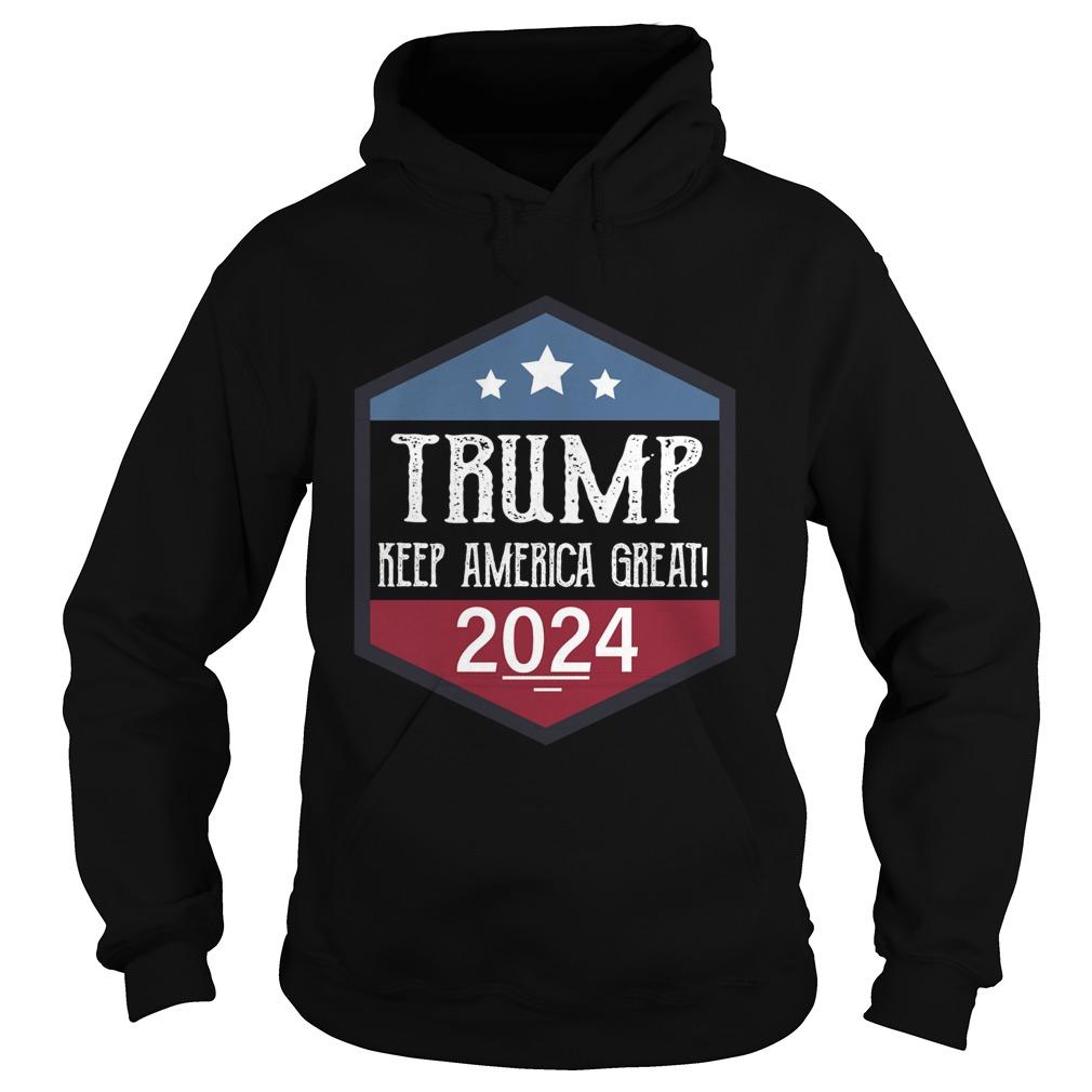 Trump keep America great 2024  Hoodie