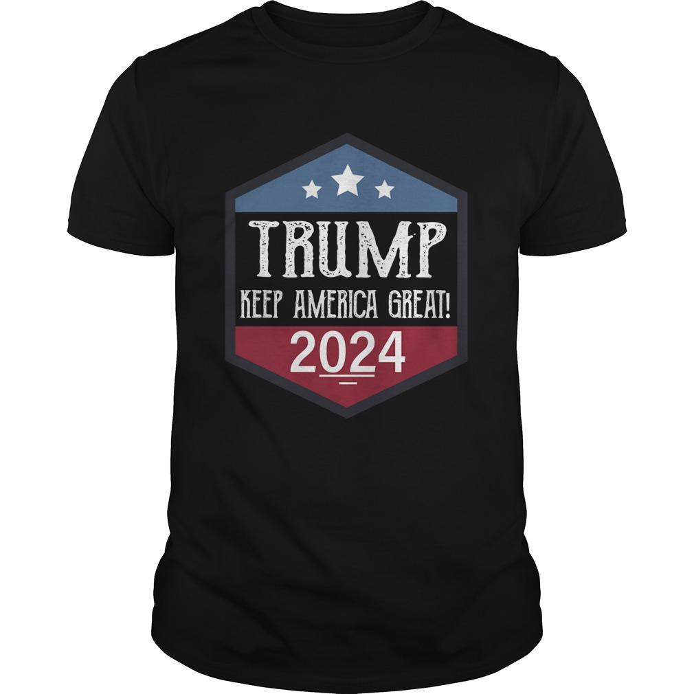 Trump keep America great 2024  Unisex