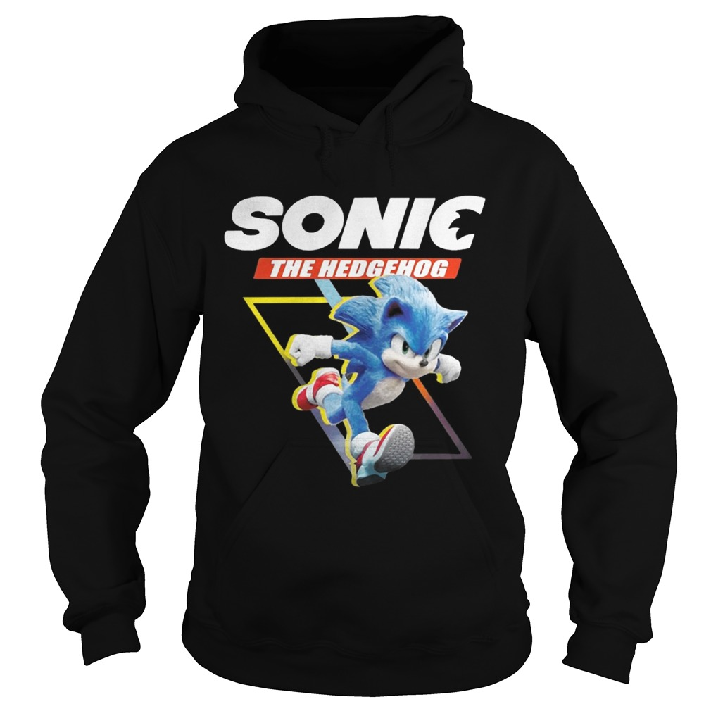 Sonic The Hedgehog Shirt Hoodie Sweatshirt And Long Sleeve