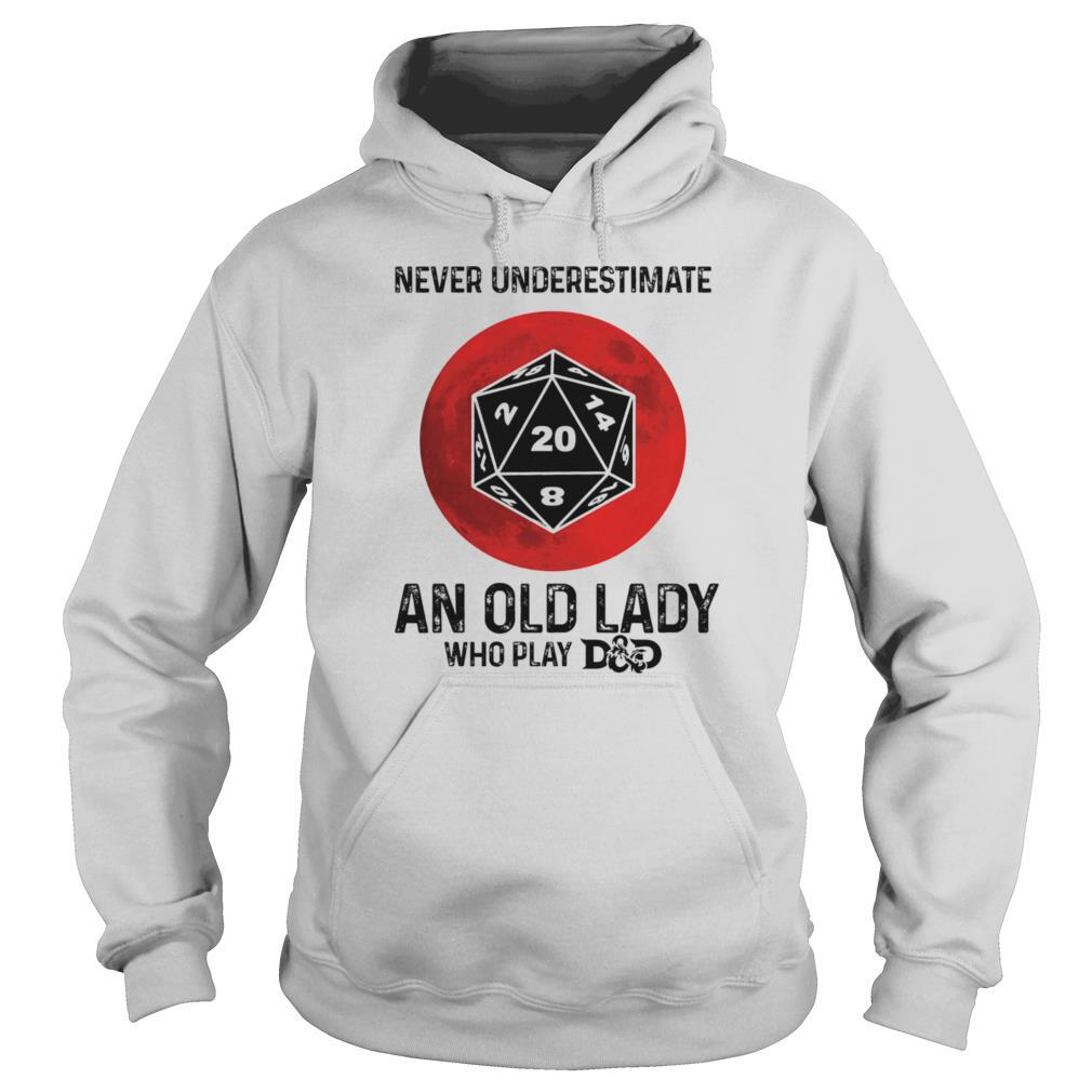 Never Underestimate An Old Lady Who Play Dungeons