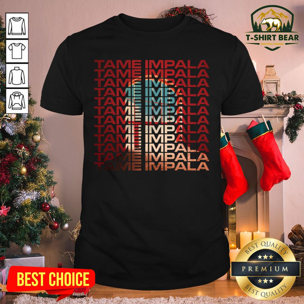 Best Tame Trippy 2020 Essential Shirt- Design by T-shirtBear.com
