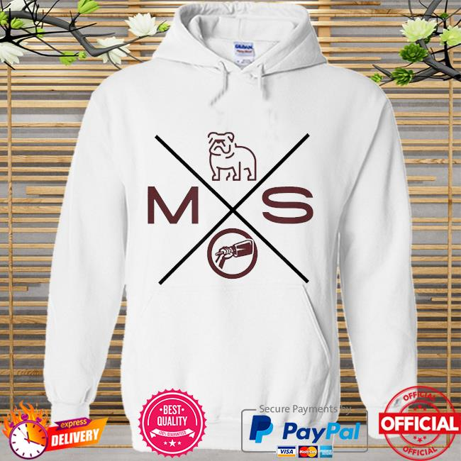 Miss state dogs university life Hoodie