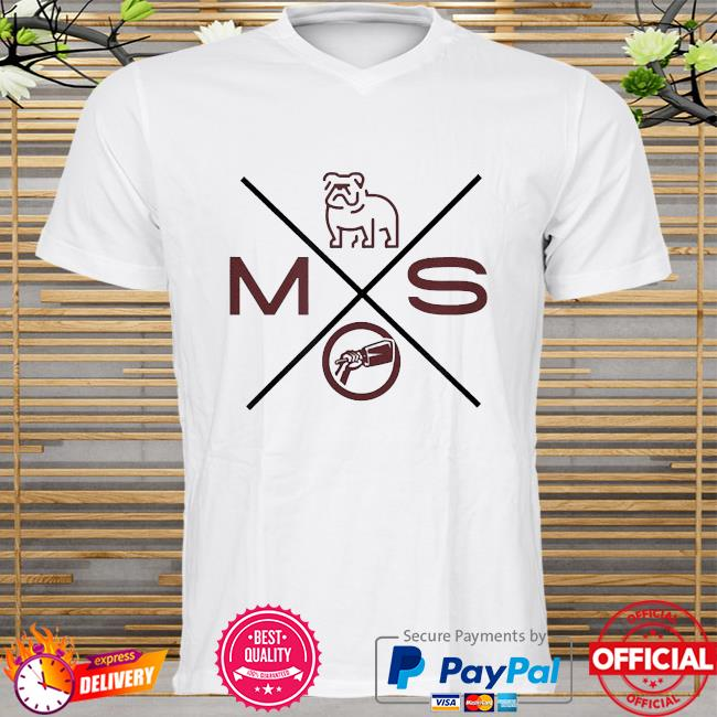 Miss state dogs university life shirt