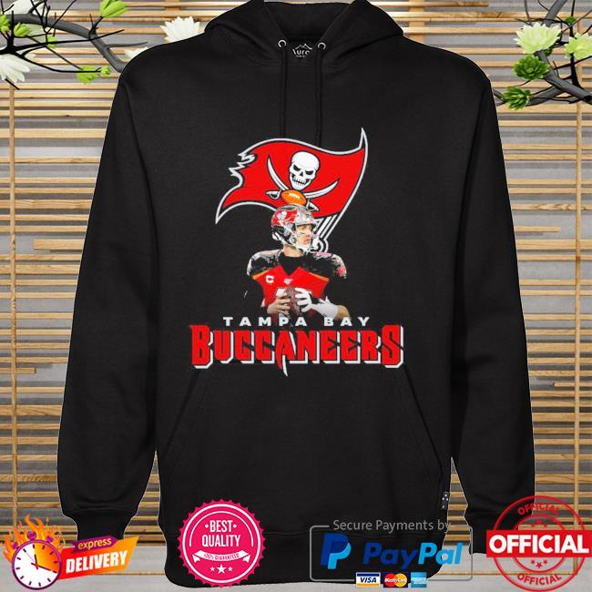 2021 tom brady tampa bay buccaneers hoodie