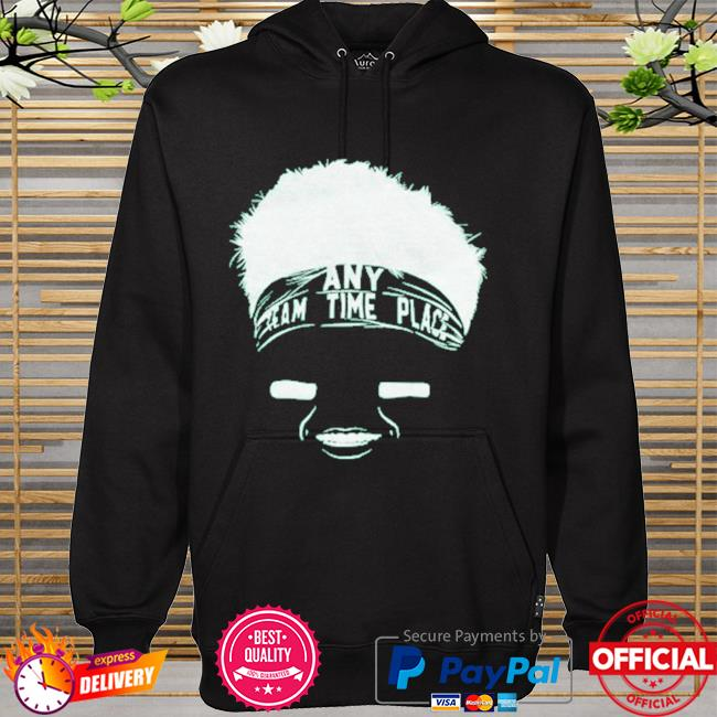 ANY TEAM TIME PLACE ZW hoodie