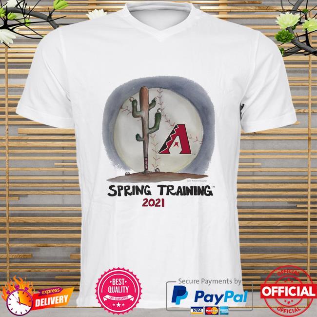 Arizona Diamondbacks Tiny Turnip Youth 2021 Spring Training shirt