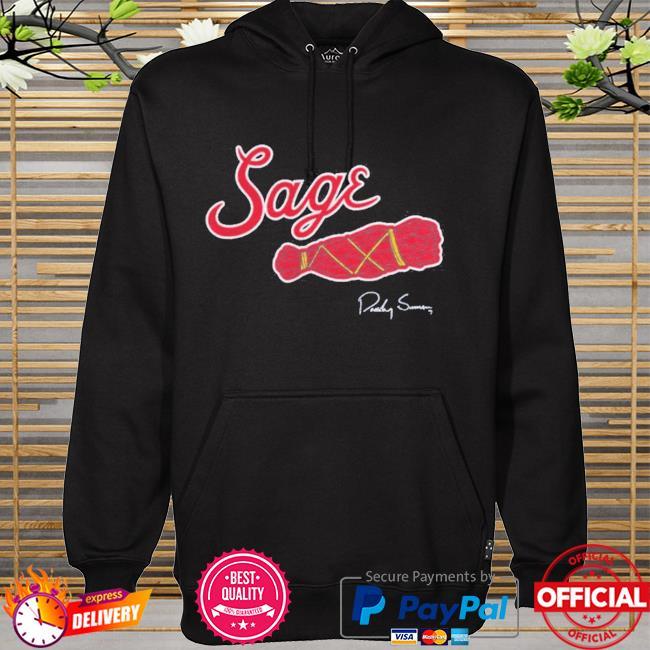 Atlanta sage hoodie