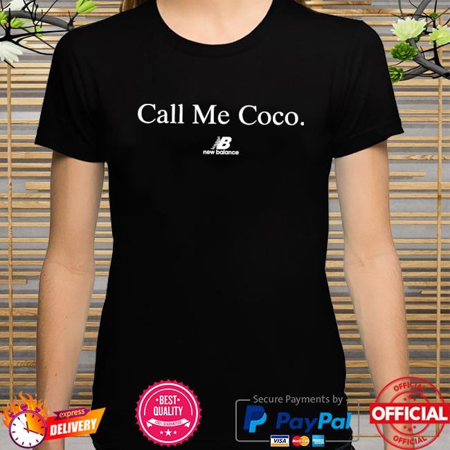 Call me coco shirt