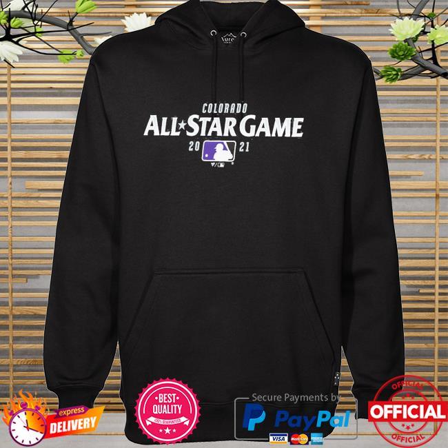 Colorado Rockies 2021 MLB All-Star Game hoodie