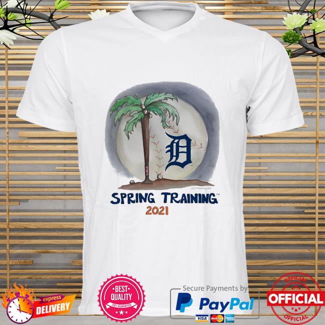 Detroit Tigers Tiny Turnip Youth 2021 Spring Training shirt