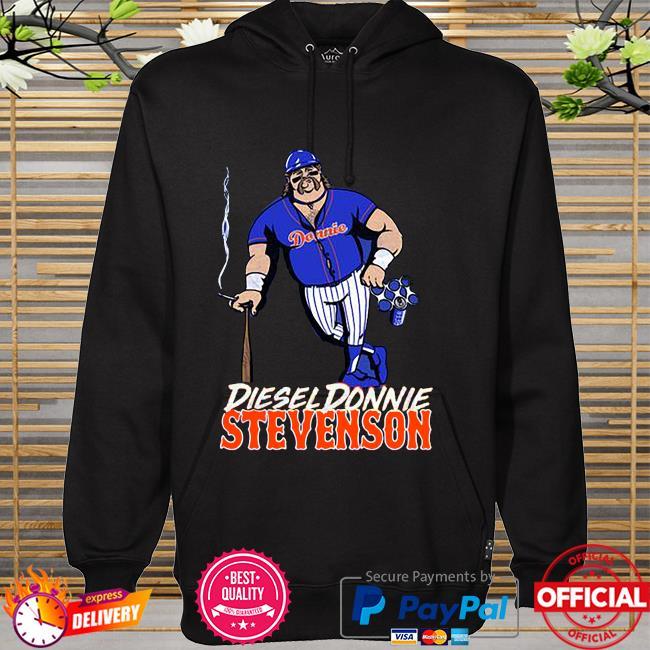 Diesel Donnie Stevenson hoodie