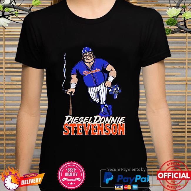 Diesel Donnie Stevenson shirt