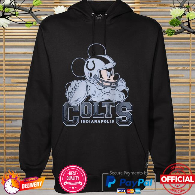 Indianapolis Colts Disney Mickey hoodie