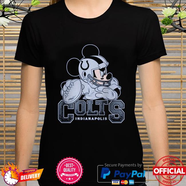 Indianapolis Colts Disney Mickey shirt