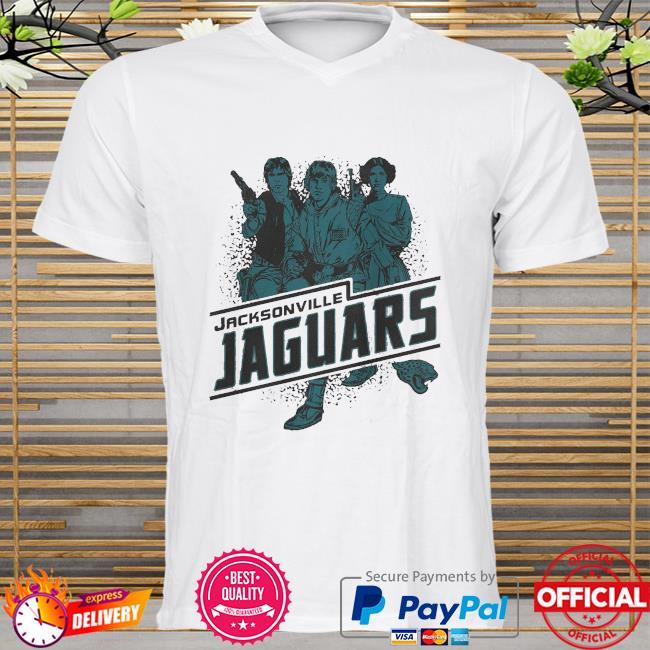 Jacksonville Jaguars Rebels Star Wars shirt