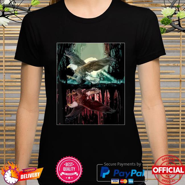 Jungle aesthetic hawk shirt