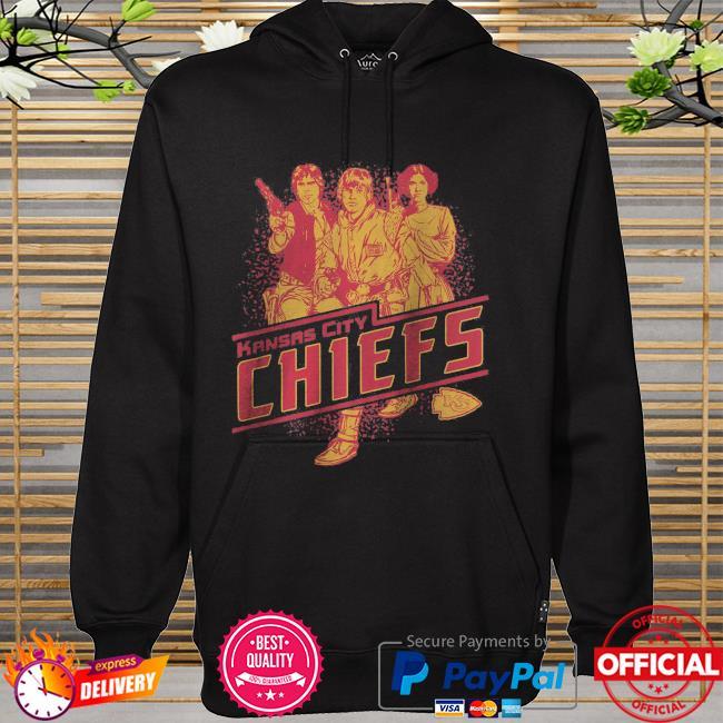 Kansas City Chiefs Rebels Star Wars hoodie