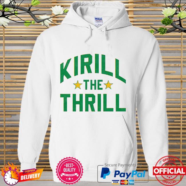 Kirill the Thrill Hoodie
