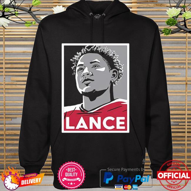 Lance Trey Lance hoodie