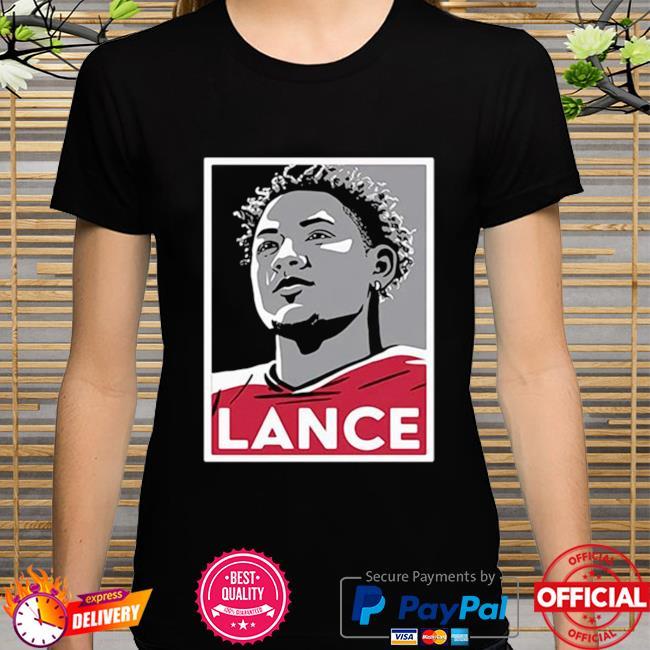 Lance Trey Lance shirt