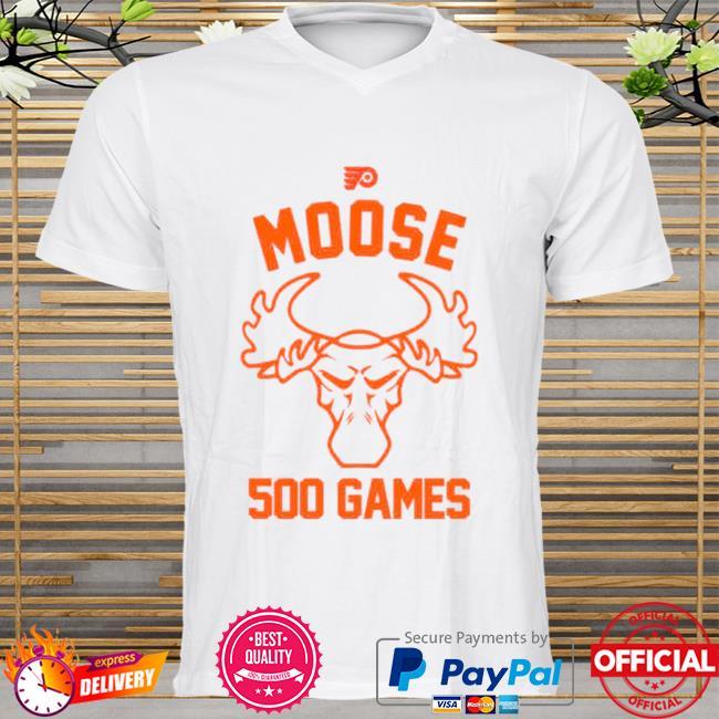 Moose 500 Games New Shirt