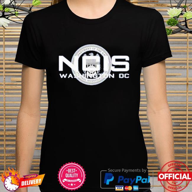 Ncis Washington Dc shirt