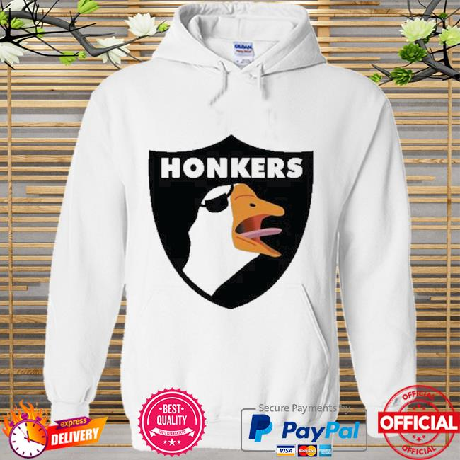 Oakland raiders honkers Hoodie