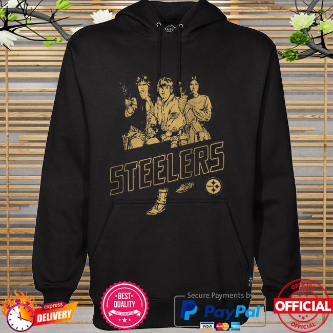 Pittsburgh Steelers Rebels Star Wars hoodie