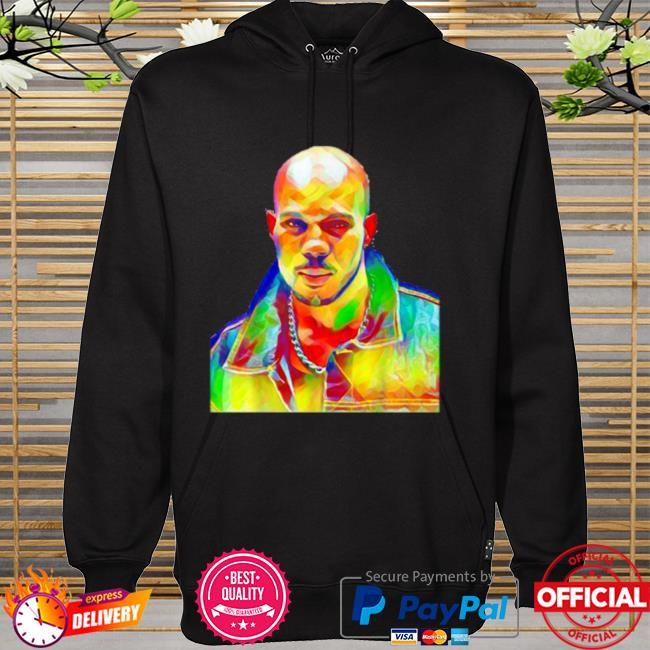 Rip DMX Legend Music Watercolor Shirt hoodie