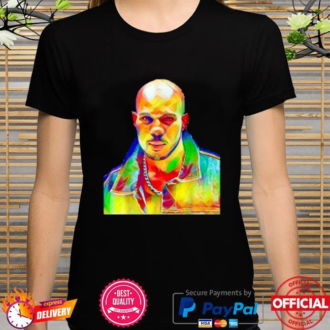 Rip DMX Legend Music Watercolor Shirt