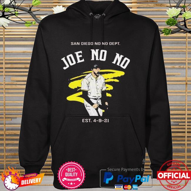 San diego no no dept Joe no no hoodie