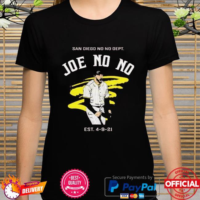San diego no no dept Joe no no shirt