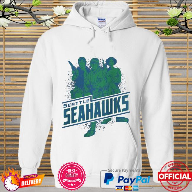 Seattle Seahawks Rebels Star Wars Hoodie