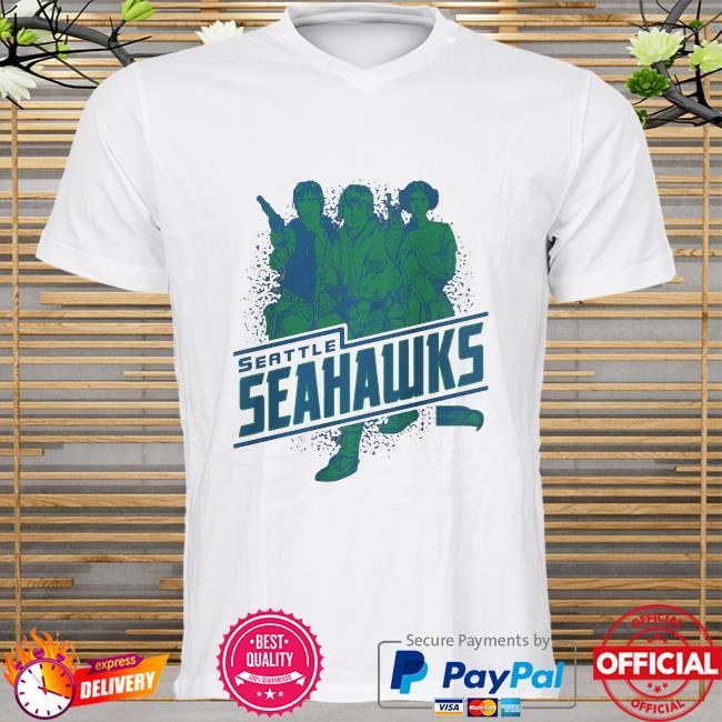 Seattle Seahawks Rebels Star Wars shirt