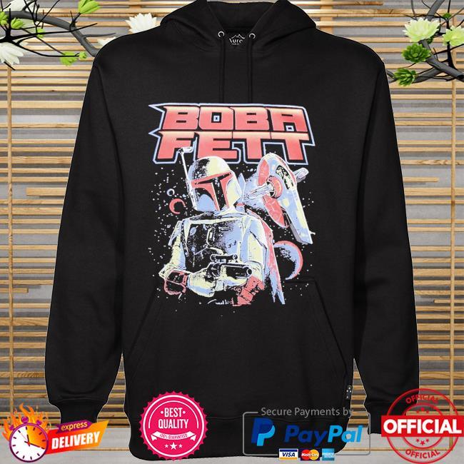 Star Wars Boba Fett Vintage hoodie