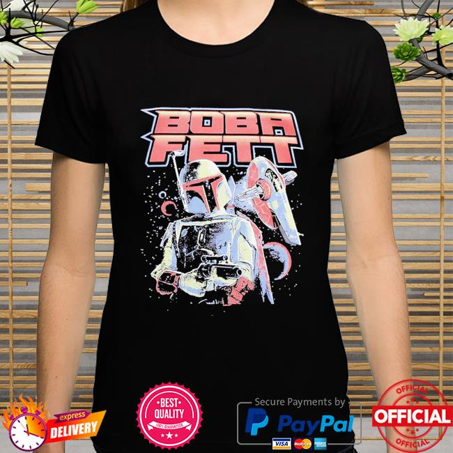 Star Wars Boba Fett Vintage shirt