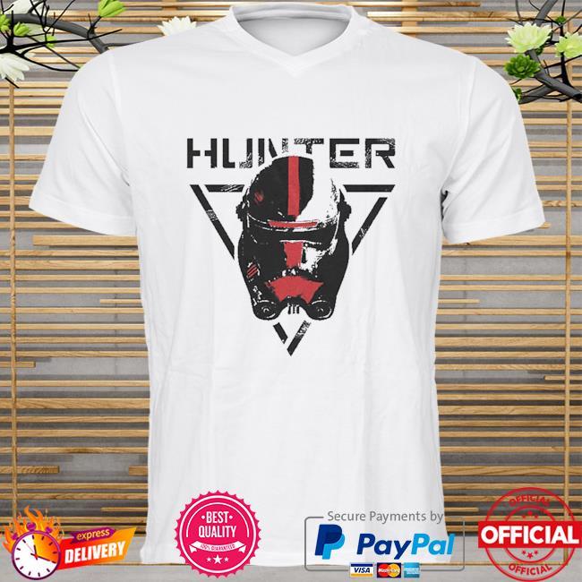 Star Wars The Bad Batch Hunter shirt