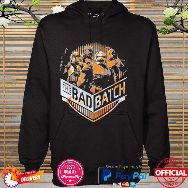 Star Wars The Bad Batch The Clone force 99 Group hoodie