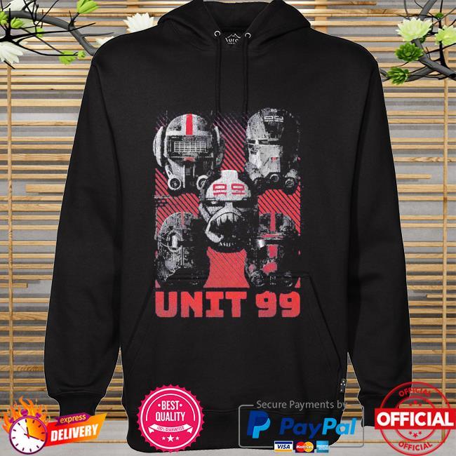 Star Wars The Bad Batch Unit 99 hoodie