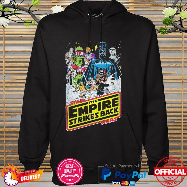 Star Wars The Empire Strikes Back Vintage hoodie