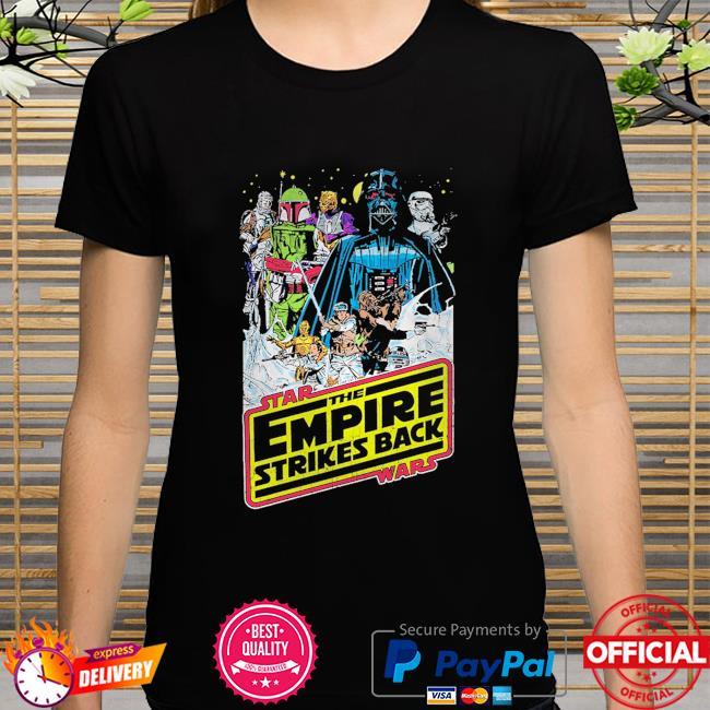 Star Wars The Empire Strikes Back Vintage shirt