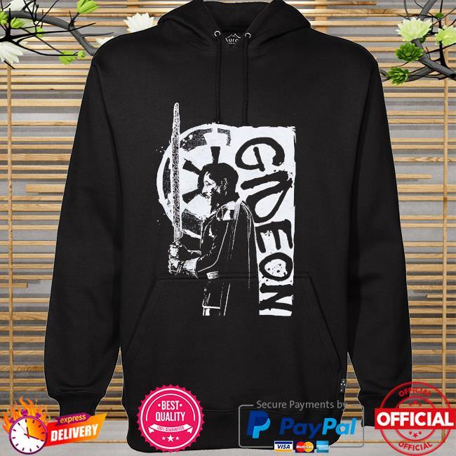 Star Wars The Mandalorian Gideon hoodie