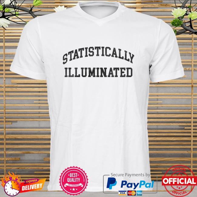 Statistically illuminated shirt