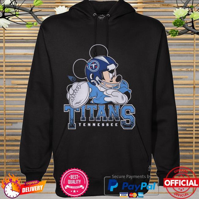 Tennessee Titans Disney Mickey hoodie