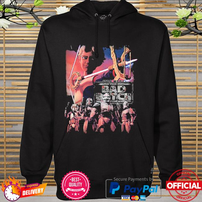 The Bad Batch Omega Poster hoodie